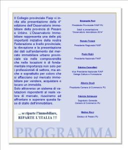 INVITO Presentazione Immobiliare 2014-2